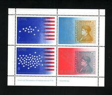 Ireland--#392b MNH Souvenir Sheet--1976 American Bicentennial/Benjamin Franklin