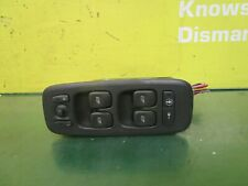 VOLVO V70 MK2 (2000-07) DRIVER OFF SIDE FRONT ELECTRIC WINDOW CONTROL SWITCH