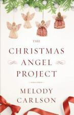 The Christmas Angel Project by Melody Carlson (2016, Hardcover)