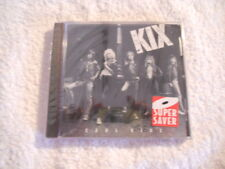 "Kix ""Cool Kids"" 1983 cd  Atlantic Records Printed in USA New"