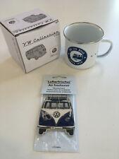 Geschenkeset #04 VW T1 Bulli Bus Becher + Lufterfrischer Lizenzartikel *NEU*