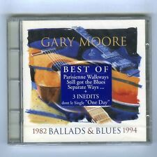 CD (NEW) GARY MOORE BALLADS & BLUES (1982>1994)
