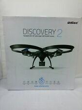 Discovery 2 RC U818A Plus FPV Drone with 720p Wi-Fi Camera, Remote Controller