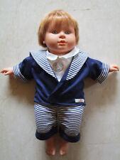 FEBER  PUPPE ca. 50 cm, Spanien 1989, TOP!! rar