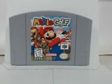MARIO GOLF Nintendo 64 N64 Good
