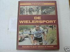 100 JAAR WIELERSPORT HET AANZIEN AL ABOUT CYCLING,MERXKX,HINAULT,SELS,MOSER,STAM