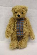 """A Bocs Teganau Bear, Brown English Mohair """"Nathaniel"""" Bear, Limited Ed. 8"""" Tall"""