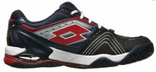 Lotto Men's Raptor Ultra IV Tennis Shoes - Navy/Red Size 11.5 - Brand NEW in box