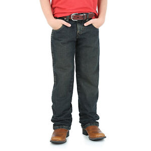 Wrangler Retro®Original/Slim/Husky Fit-Jean-Relaxed Straight® (8-16)-BRT30RR