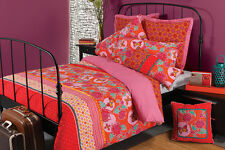"""Embellished Print Quilt Cover Sets, """"Java"""", available in Double size only,Bambur"""