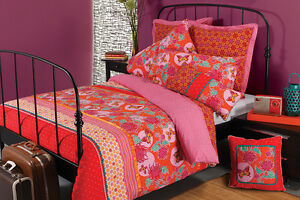 "Embellished Print Quilt Cover Sets, ""Java"", available in Double size only,Bambur"