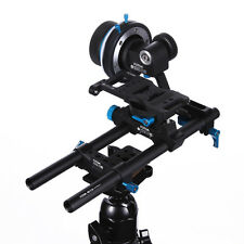 Fotga DP500IIS DP500 2S A / B Fest Stop Follow Focus 15mm Schienen-Rod Baseplate