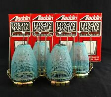 LOT of 4 ALADDIN LAMP LOX-ON MANTLES PART NUMBER R150 FRESH STOCK SOLD AS 1 LOT