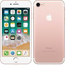 Apple MN912B/A iPhone 7 4G Smartphone 32GB Unlocked Sim-Free - Rose Gold A