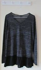 **Mama Licious Maternity top. LARGE. BNWT RRP £29.99 Lovely stylish stretchy top