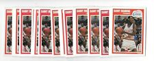 Danny Manning 1989/1990 Fleer Mint Rookie Card #71 Kansas (lot of 100)