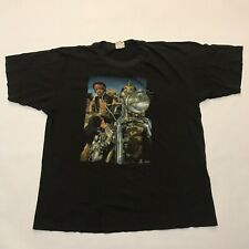 Rare Vtg 1997 Jimi Hendrix South Saturn Delta T Shirt XL Winterland 90s Rock Tee