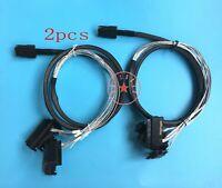 2pcs Mini SAS 36P SFF-8087 to 4 SFF-8482 Connectors With SATA Power Cable 3FT 1M