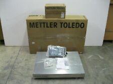 Mettler Toledo Pbd655 Cc300 Scale 500 Lb Ind570 Terminal New Z21 2783