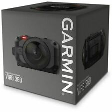 Garmin Virb 360 Black Action Waterproof Camera 010-01743-00
