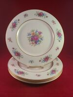 "LENOX ROSE J300 BY LENOX MADE IN USA 4 DINNER PLATE 10 1/2"" DIAMETER. EXCELLENT"