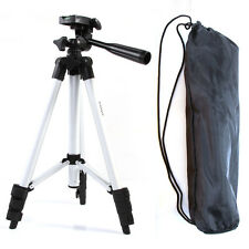 Portable Lightweight Aluminum Traveler Tripod Stand For Canon Nikon Camera + Bag