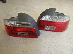 BMW E39 00-03 530I 540I TAIL LIGHT LEFT RIGHT SET