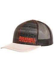 Rock & Roll Cowboy Men's and Denim Aztec Under Mesh Cap - Cbc5828