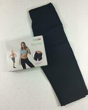 Brazilian Belle Skinny Pants XL Black Capri NIB Workout Weight Loss Neoprene
