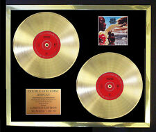 MILES DAVIS BITCHES BREW DOUBLE ALBUM CD GOLD DISC FREE POSTAGE!!