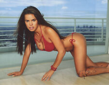 ROSA BLASI signed autographed 11x14 SEXY photo