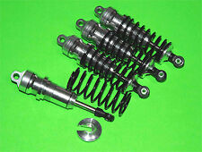 Big Bore Aluminum Shock W/ 4mm shaft for Kyosho inferno GT2 Silv !!!