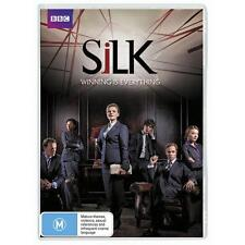 Silk : Series 2 (DVD, 2012, 2-Disc Set)