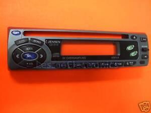 Jensen CD311X Detachable Stereo Face Plate CD-311X
