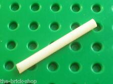 LEGO TECHNIC white flex system hose 4L ref 75 / set 7471 8007 7467 65081