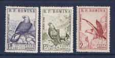 r  ROUMANIE   oiseaux    pa 107/9    **