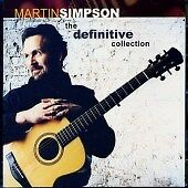 Martin Simpson - Definitive Collection (CD 2004) NEW AND SEALED