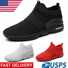 Men's Casual Sneakers Running Slip Resistant Tennis Sports Fashion Shoes Gym