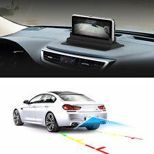 "Full HD 1080P Dual lens 7"" Car DVR Rearview Camera Recorder GPS Navigation WIFI"