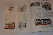 Vintage 1956 Engineers Bulletin Operations And Maintenance Of Farm Tractors