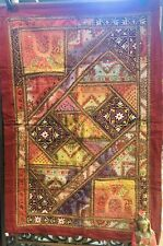 "Rajasthani Embroidered Wall Hangings 41"" x 60"""