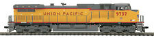 HO MTH Union Pacific Dash-9 Diesel for 2 Rail DCC Ready 80-2311-0