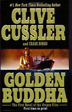Golden Buddha (The Oregon Files) by Clive Cussler