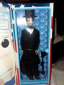 Abraham Lincoln Toypresidents Action Figure