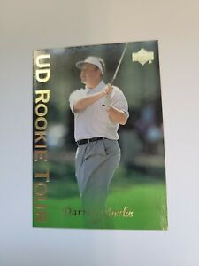 Darren Clarke 2003 Upper Deck UD Rookie Tour #41 NM-M