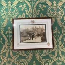 Vintage Photograph King George VI Unpublished Photo Leicester Cathedral 1946