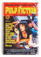 Pulp Fiction FRIDGE MAGNET (2 x 3 inches) movie poster quentin tarantino