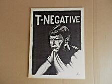 (Star Trek) T-Negative Fanzine #11 (1971) [Ruth Berman]