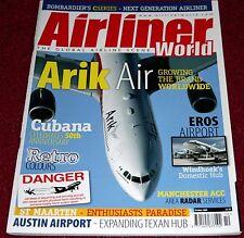 Airliner World 2009 October Cubana,Bergstrom,Arik Air