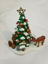 Dept 56 New England Town Tree Accessory, 2002-08, Retired, Nib